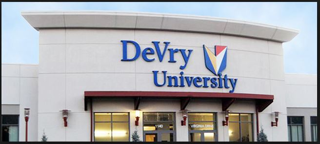 Devry Student Login at learn devry edu home