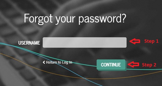 Edgenuity Student login forgot password step 2