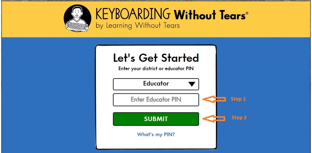 Keyboarding Without Tears Student Login