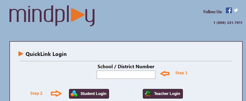 Mindplay Student login guide