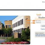 South University Student login step 1