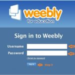 Weebly Student login