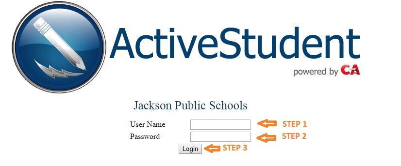 Active Student Login