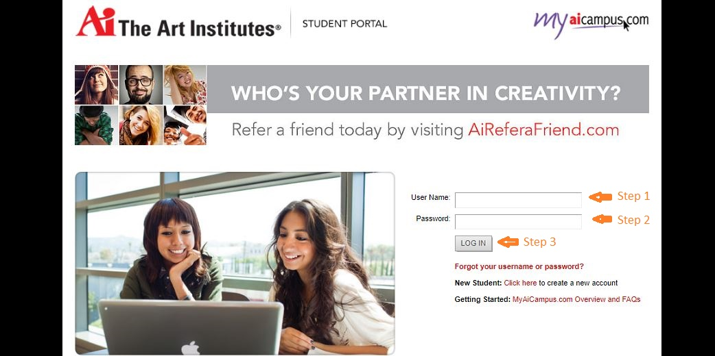 Art Institutes Student Login
