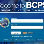 BCPS One Student Login Step 2