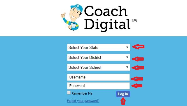 Coach Digital Student Login