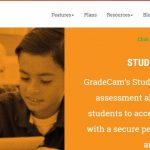 Gradecam Student Login step 2